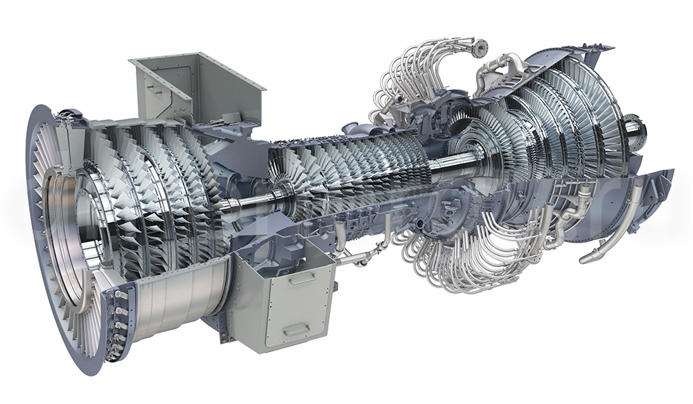 General Electric LM6000 – РусГард